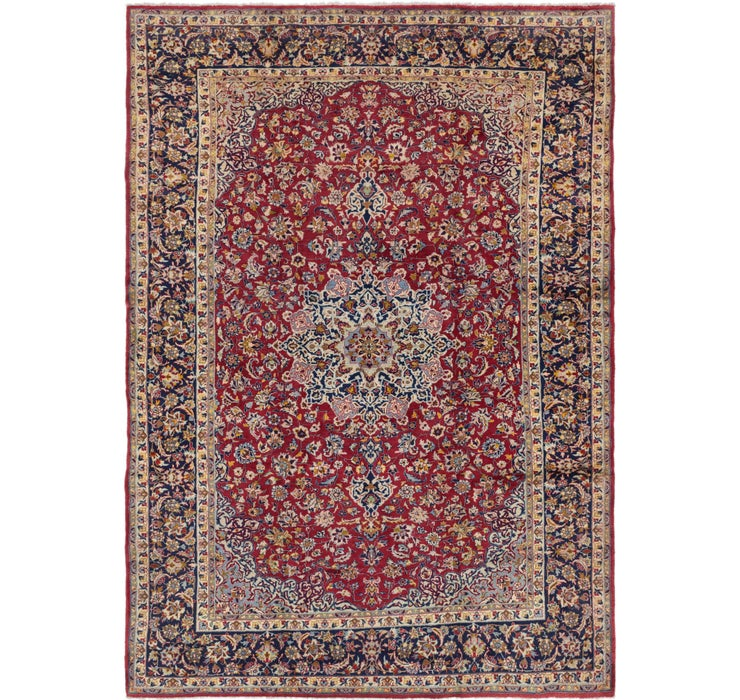 292cm x 400cm Isfahan Persian Rug
