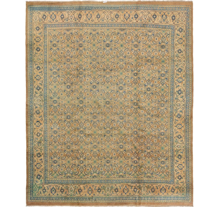10' 2 x 12' 2 Farahan Persian Rug
