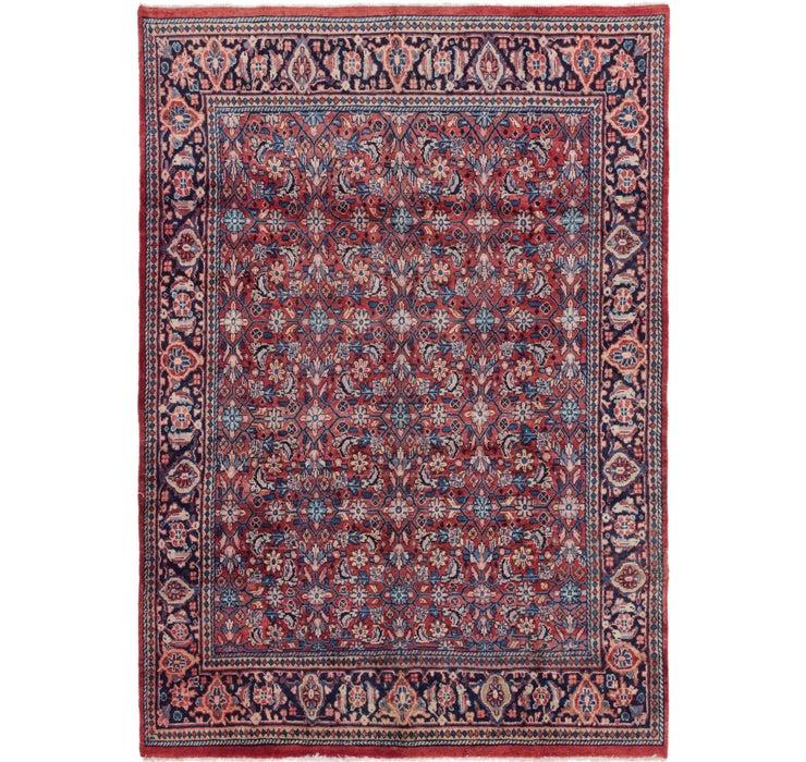 6' 8 x 10' Farahan Persian Rug