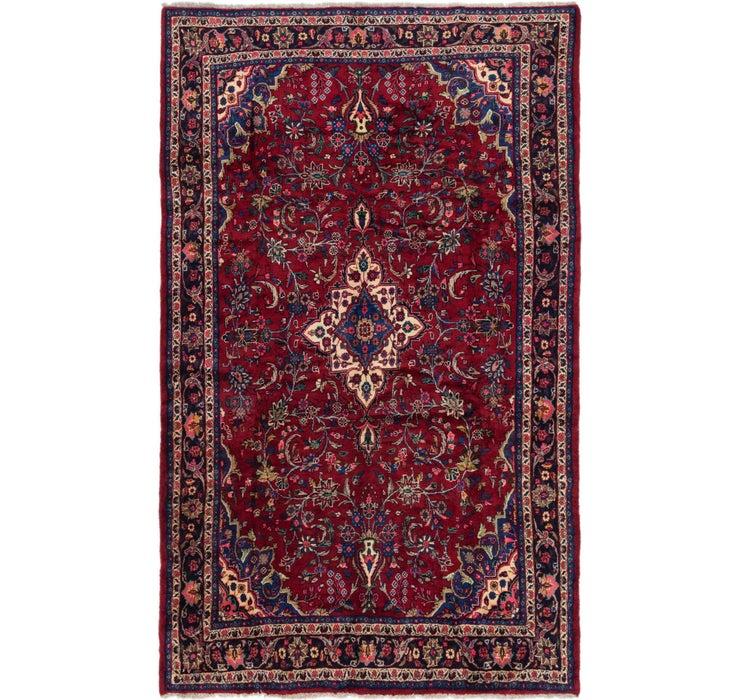 6' 3 x 10' 2 Shahrbaft Persian Rug