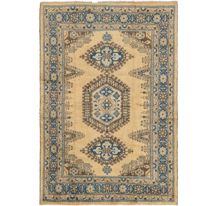 7' 6 x 11' 2 Viss Persian Rug
