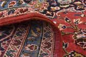 9' 9 x 13' 3 Kashan Persian Rug thumbnail