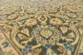 9' 9 x 14' 10 Kashan Persian Rug thumbnail