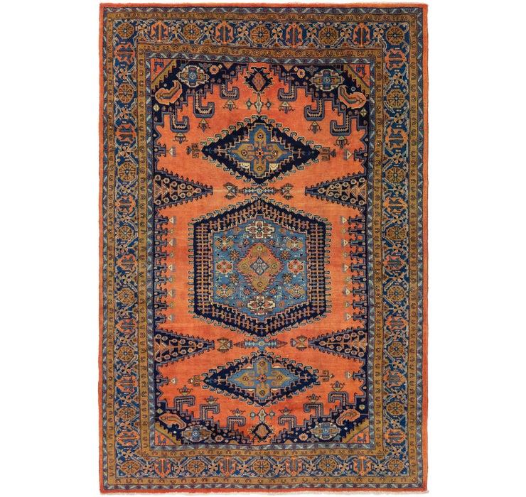 235cm x 365cm Viss Persian Rug