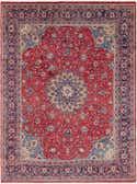9' 7 x 13' Mahal Persian Rug thumbnail