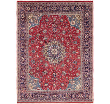 9' 7 x 13' Mahal Persian Rug main image