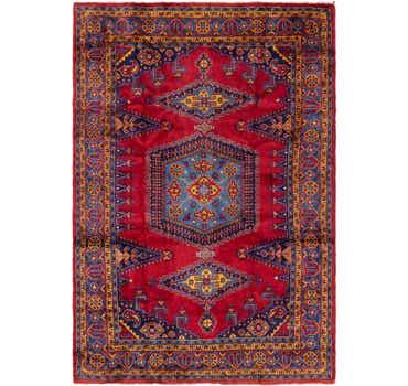 Image of 7' 4 x 11' Viss Persian Rug
