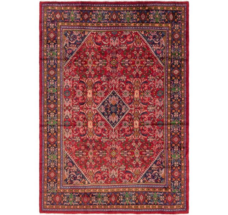 290cm x 415cm Mahal Persian Rug