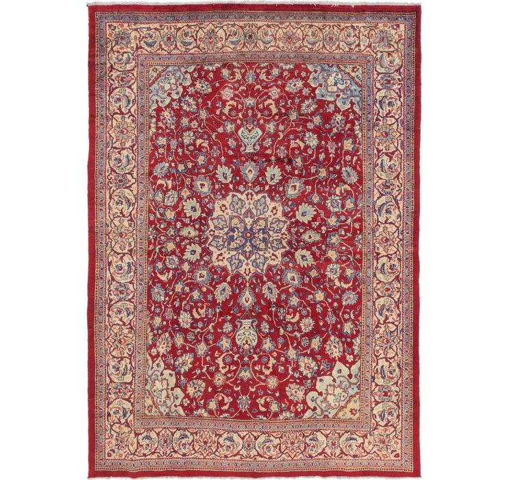275cm x 395cm Farahan Persian Rug