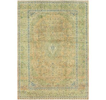 9' 9 x 13' 9 Kashan Persian Rug main image