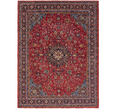 10' x 13' 5 Sarough Persian Rug main image