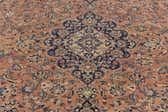 9' x 12' 6 Kashan Persian Rug thumbnail