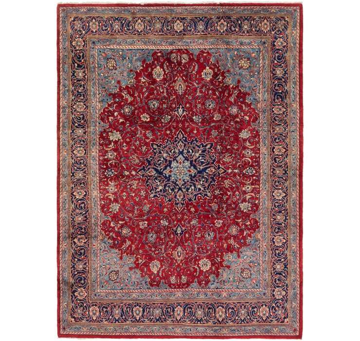 10' x 13' 9 Farahan Persian Rug