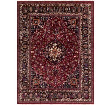 8' 3 x 11' 3 Mashad Persian Rug main image