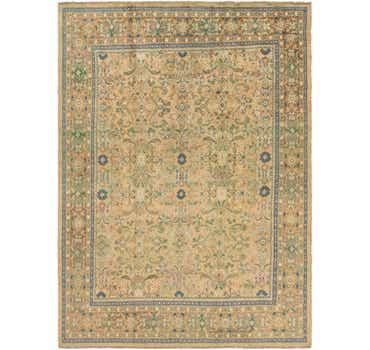 Image of  9' 9 x 13' 4 Mahal Persian Rug