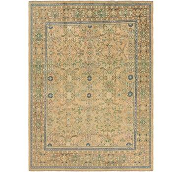 9' 9 x 13' 4 Mahal Persian Rug main image