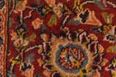 10' 2 x 13' Kashan Persian Rug thumbnail