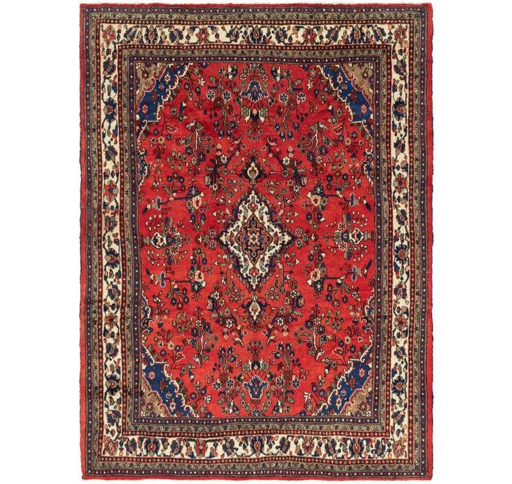 8' 9 x 11' 9 Shahrbaft Persian Rug