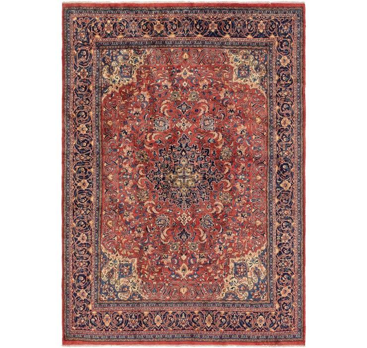 9' 9 x 13' 10 Farahan Persian Rug