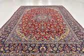 295cm x 395cm Isfahan Persian Rug thumbnail image 3