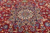 295cm x 395cm Isfahan Persian Rug thumbnail image 5