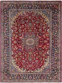 295cm x 395cm Isfahan Persian Rug thumbnail image 1