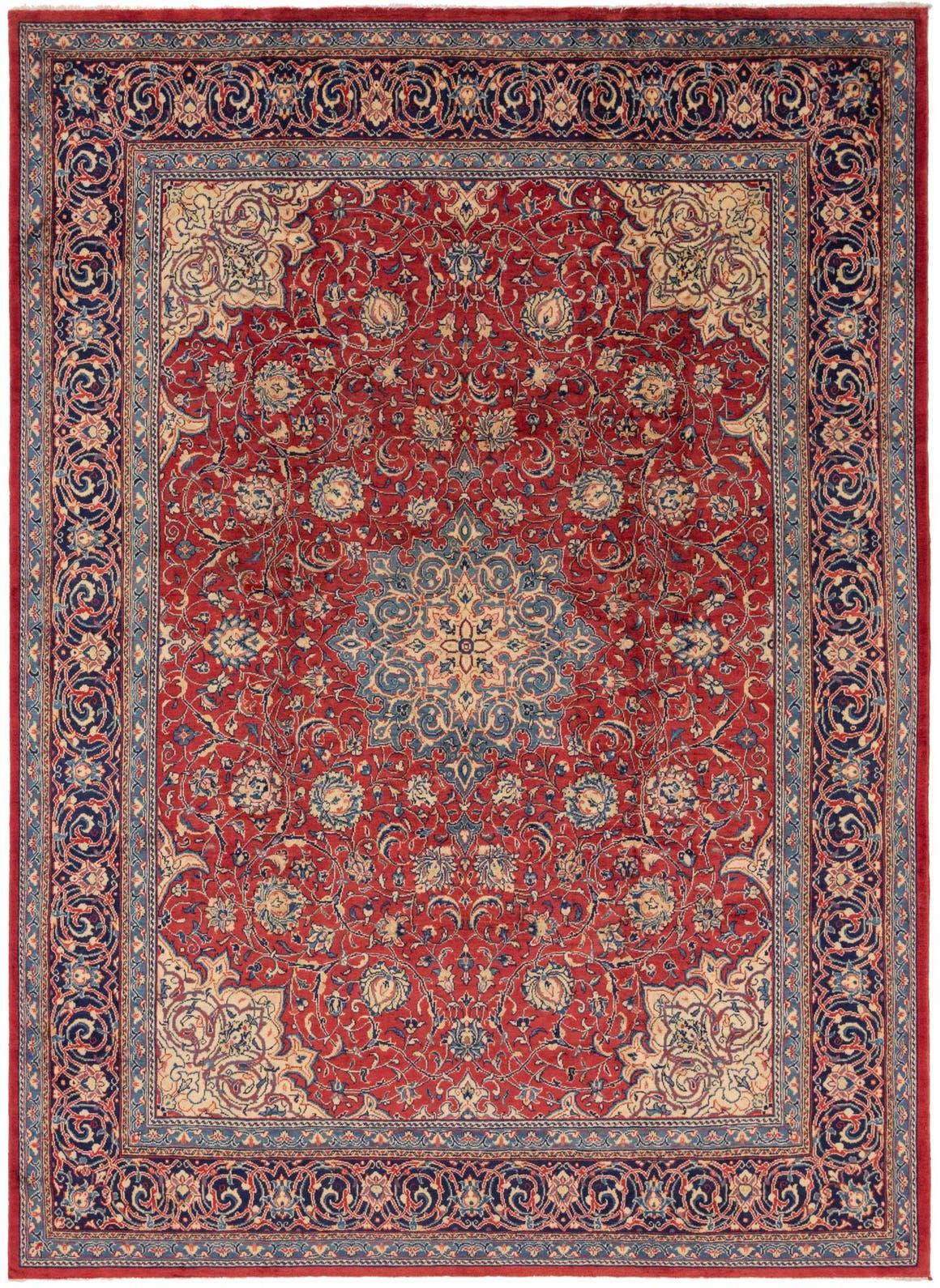 9' 8 x 13' 2 Farahan Persian Rug main image