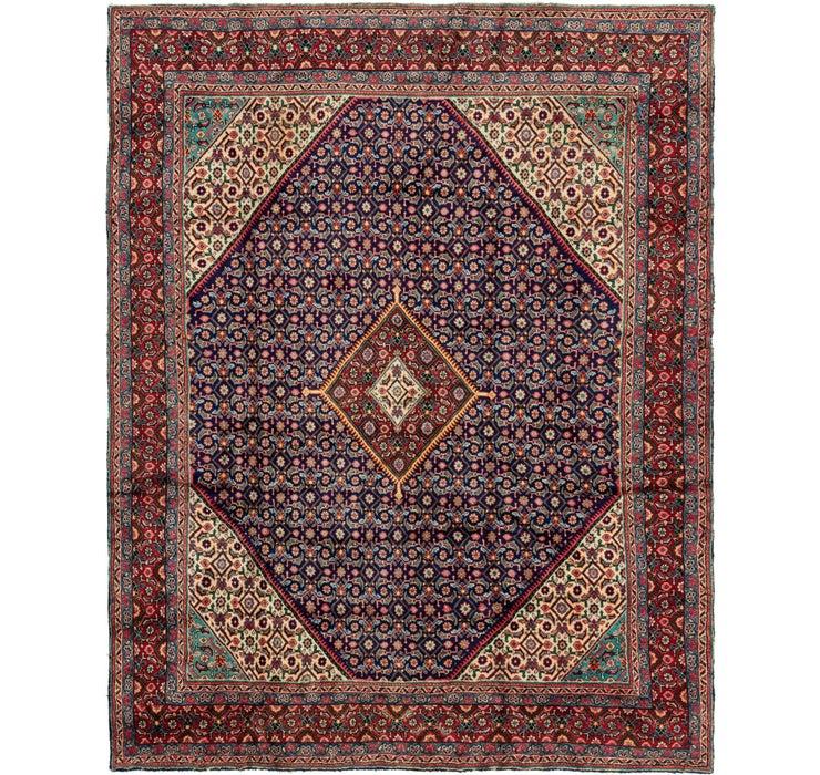 292cm x 375cm Mahal Persian Rug