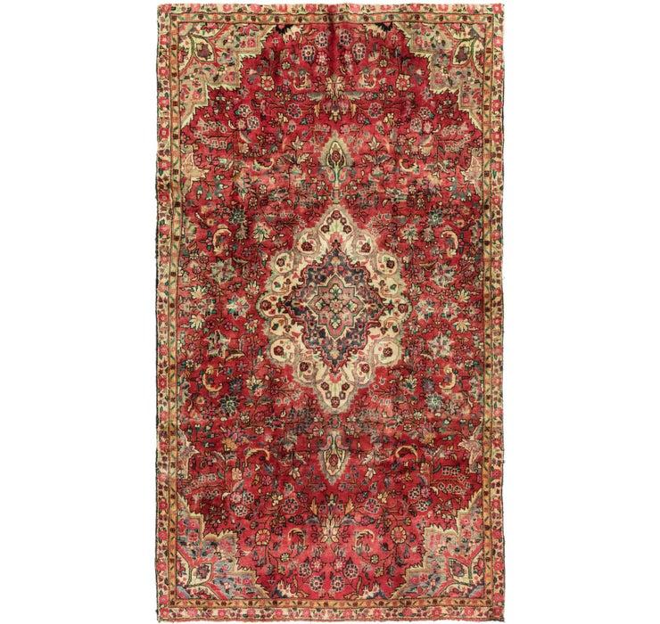 155cm x 287cm Shahrbaft Persian Runne...