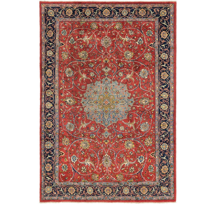 8' 10 x 12' 10 Mahal Persian Rug