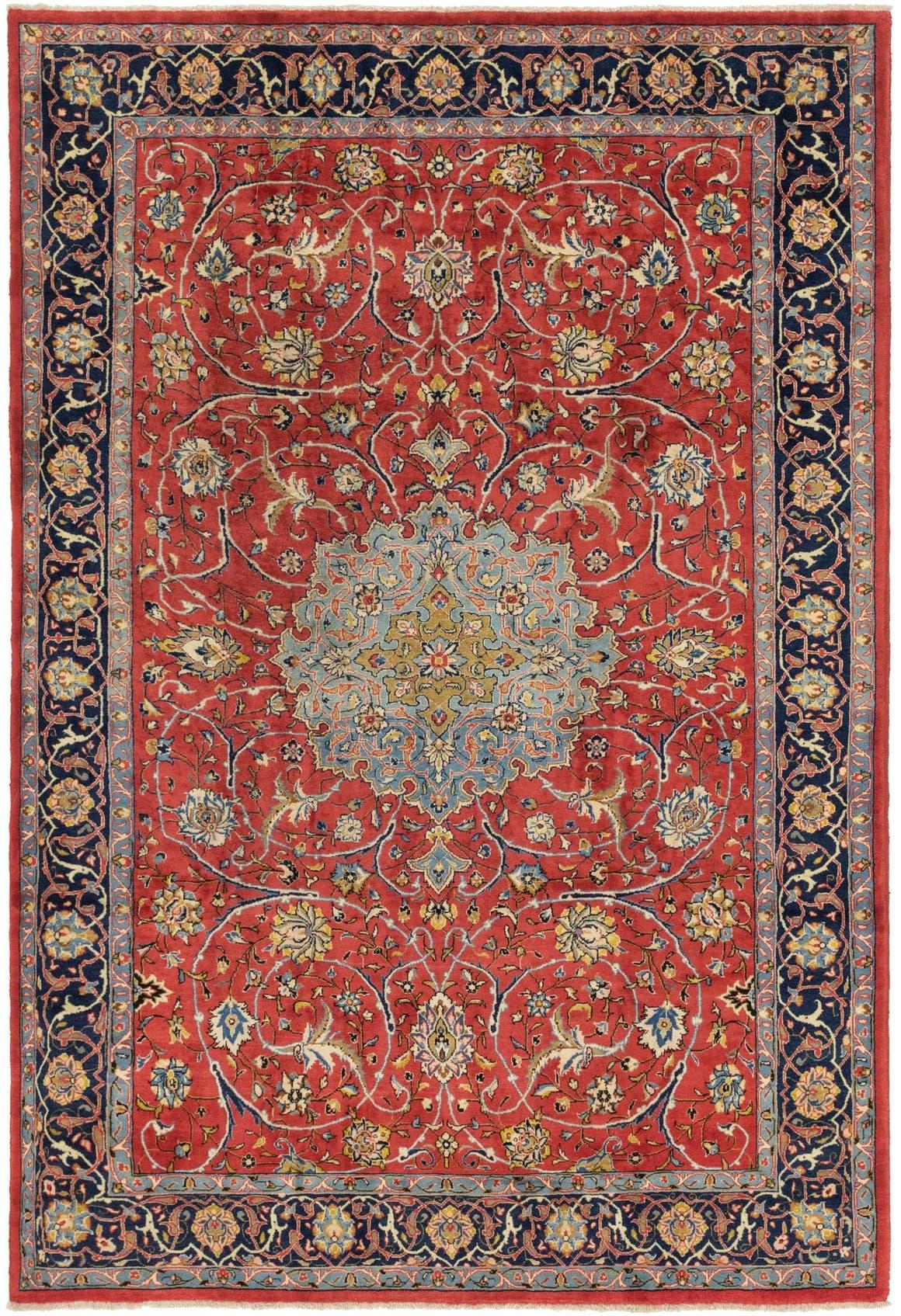 8' 10 x 12' 10 Mahal Persian Rug main image