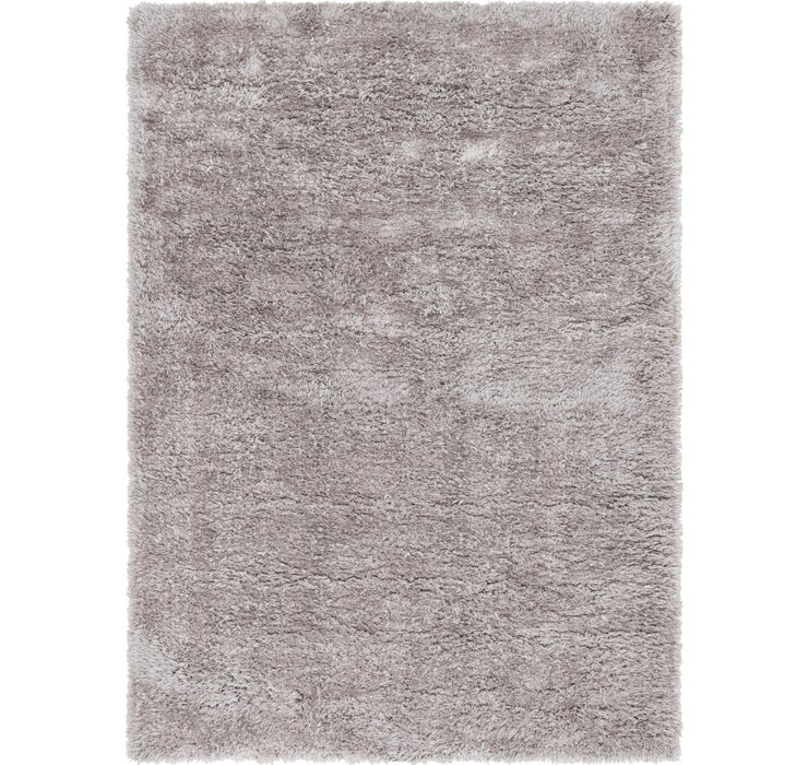5' 5 x 7' 7 Luxe Solid Shag Rug