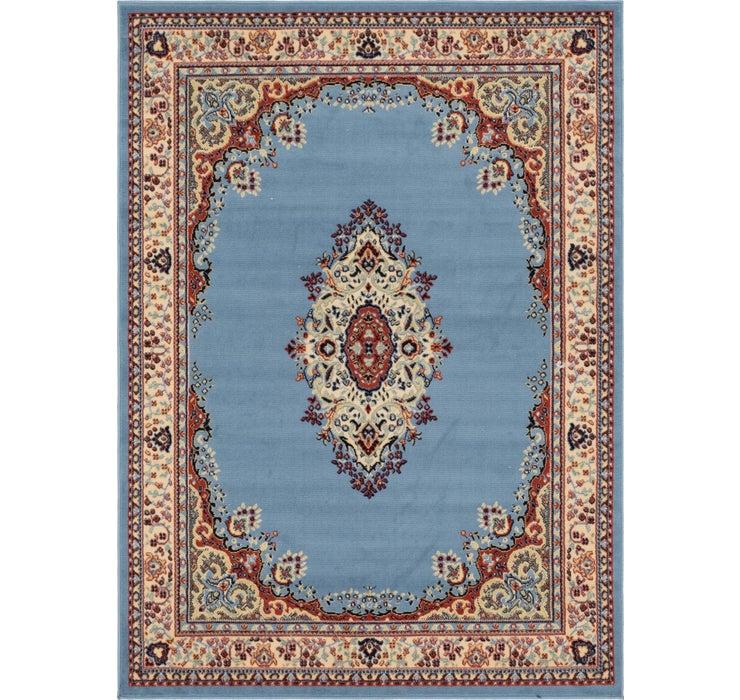 5' 3 x 7' 2 Mashad Design Rug