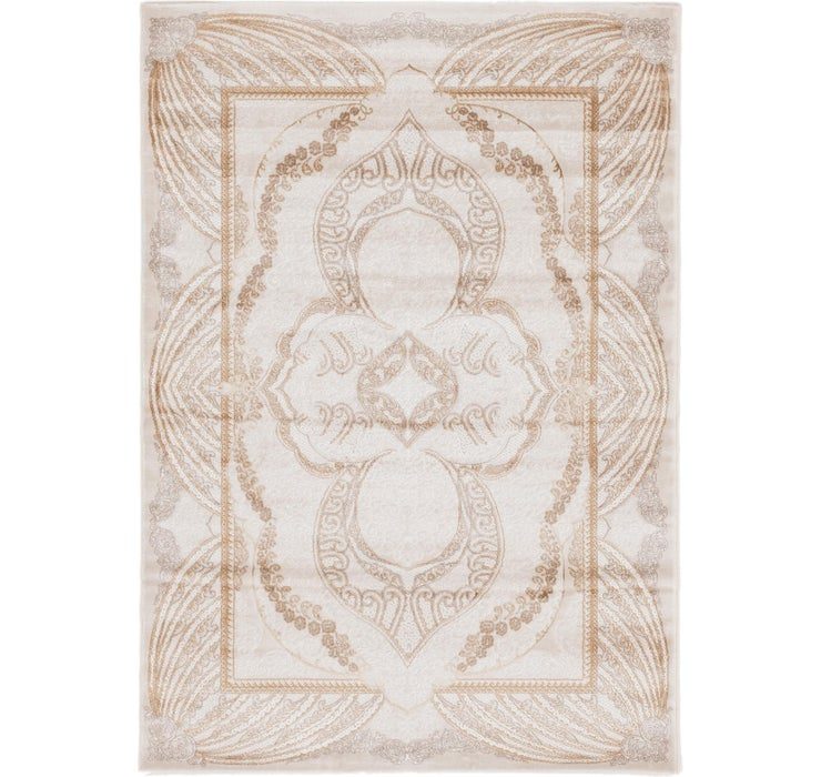 Image of 5' 3 x 7' 5 Classic Aubusson Rug