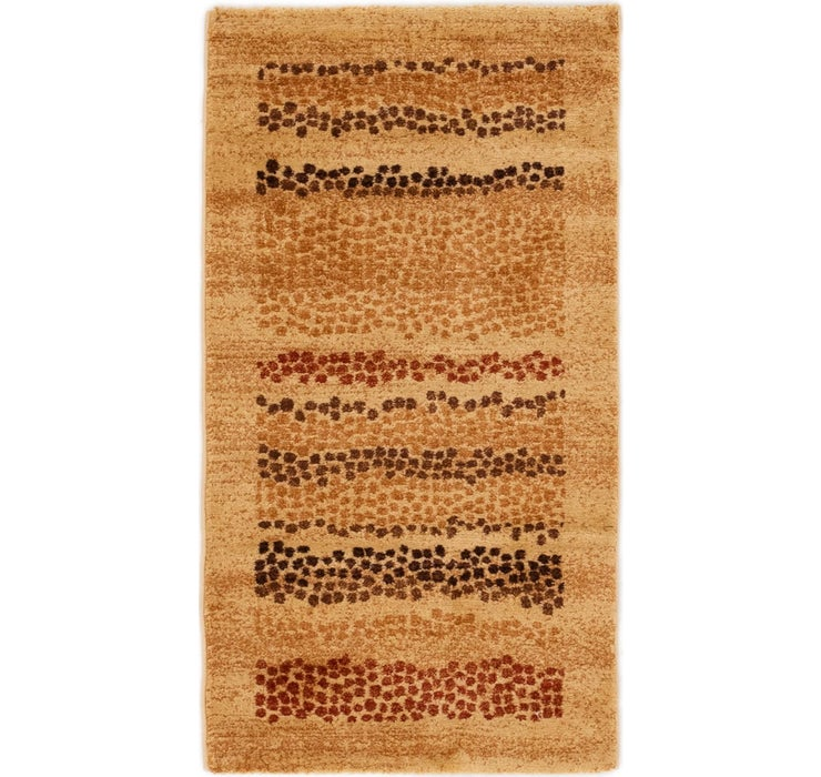 80cm x 145cm Reproduction Gabbeh Rug