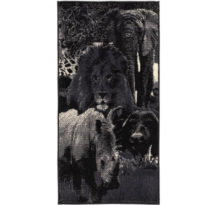 70cm x 140cm Safari Rug