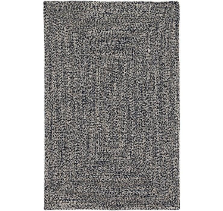 122cm x 245cm Chindi Cotton Runner Rug