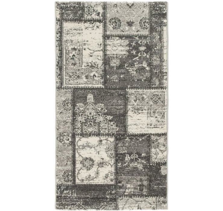 80cm x 147cm Reproduction Gabbeh Rug