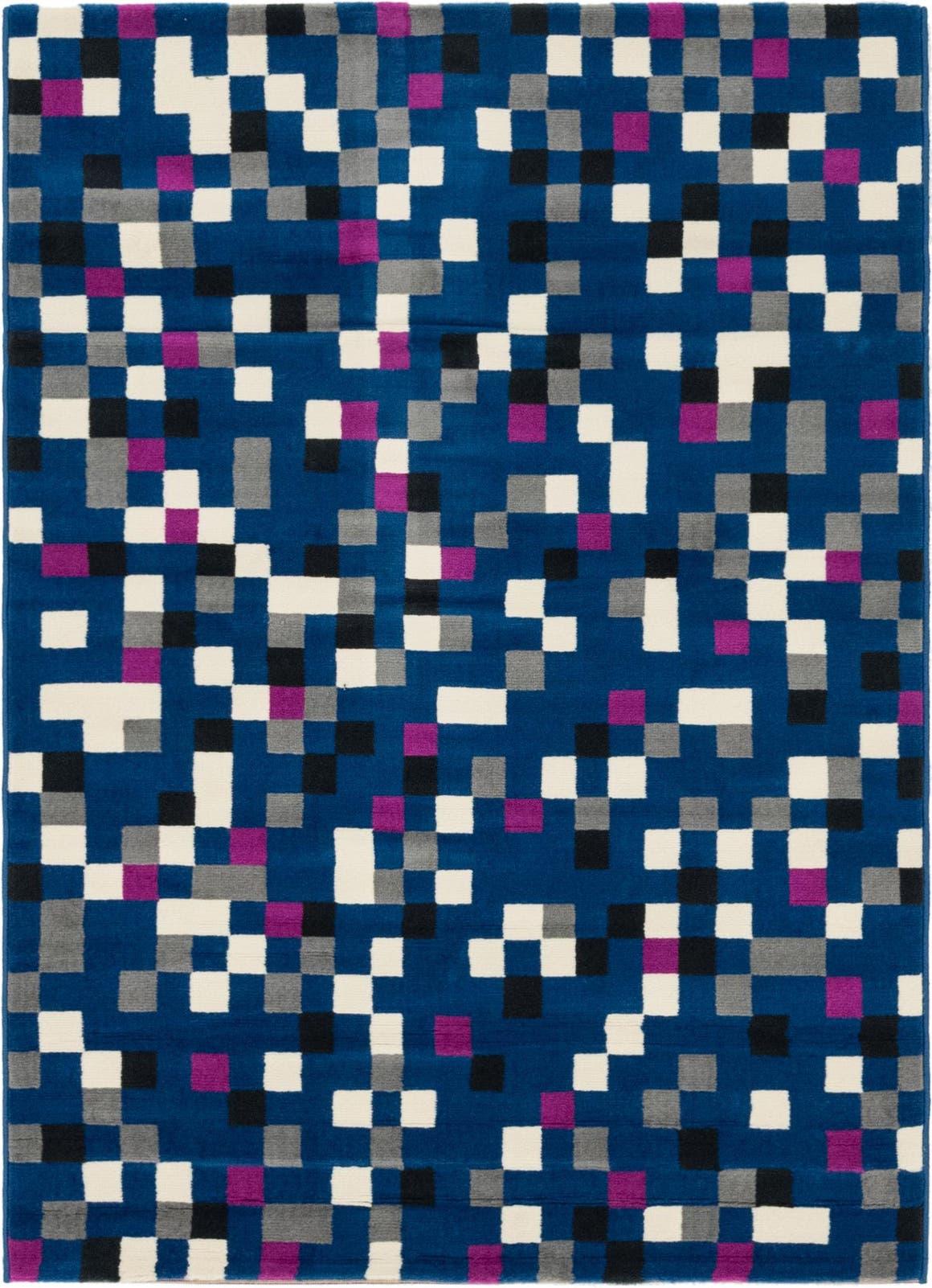 4' x 5' 5 Reproduction Gabbeh Rug main image