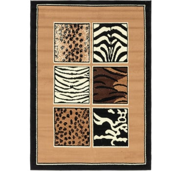 3' 10 x 5' 5 Safari Rug main image