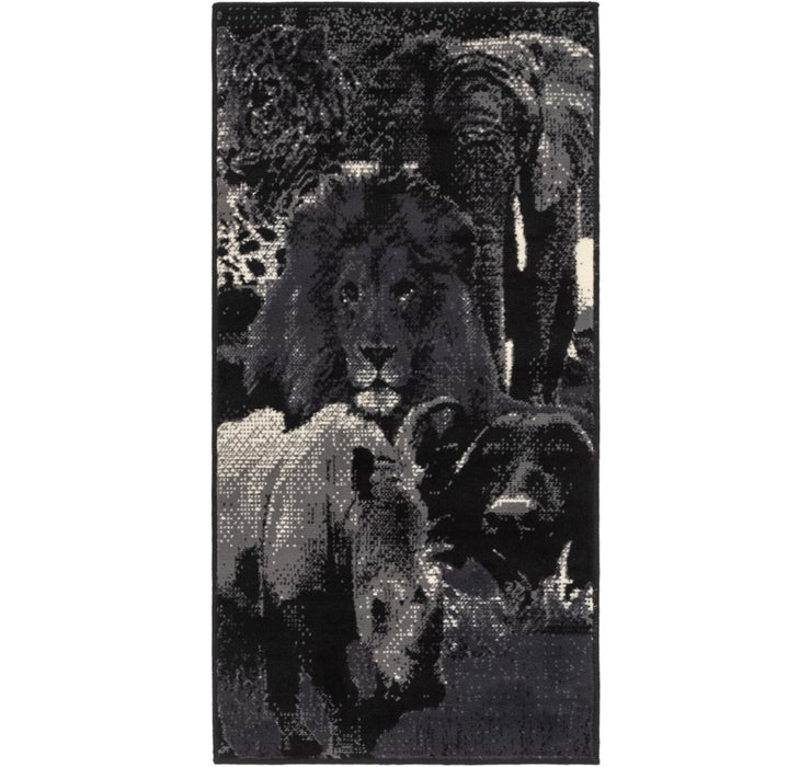 2' 3 x 4' 8 Safari Rug