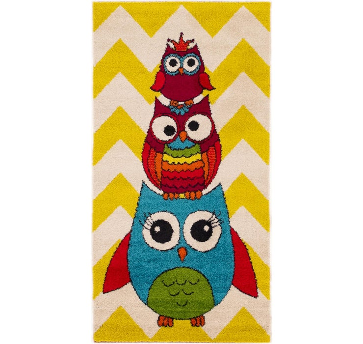 Image of 80cm x 147cm Play Time Rug