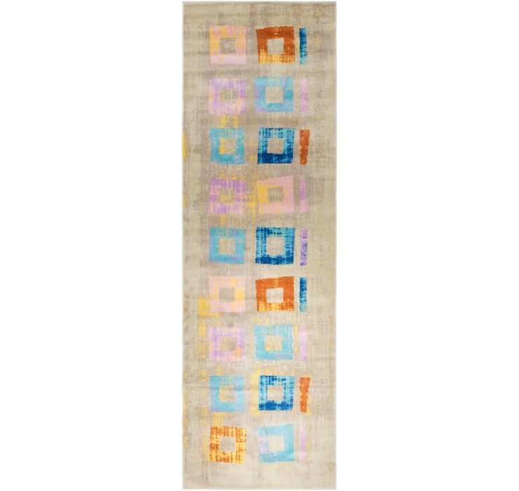 3' x 10' Dimensions Runner Rug