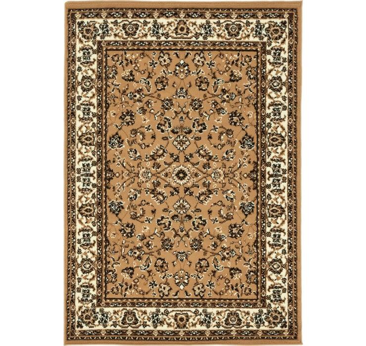 3' 10 x 5' 7 Kashan Design Rug