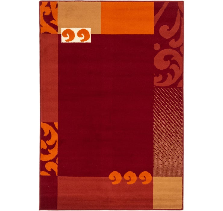 117cm x 170cm Reproduction Gabbeh Rug