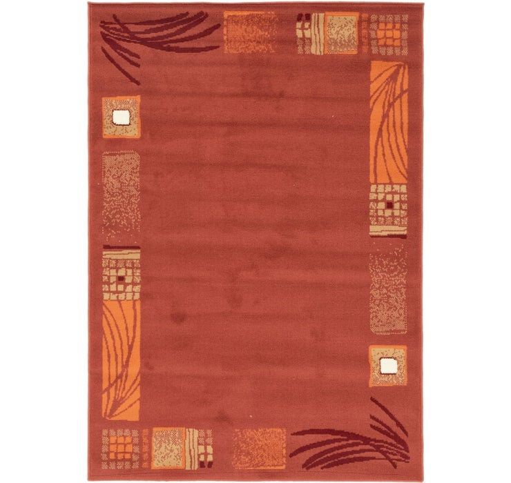 117cm x 168cm Reproduction Gabbeh Rug