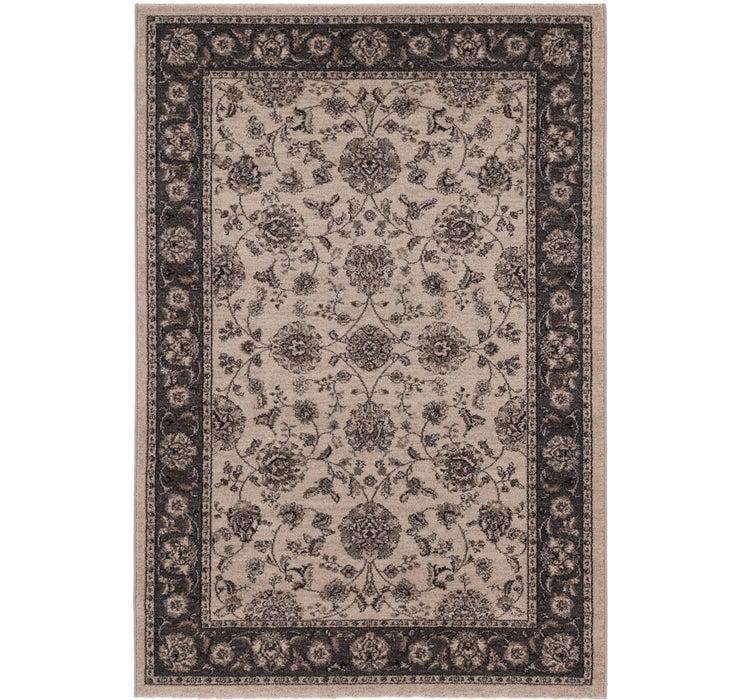 4' 5 x 6' 5 Kashan Design Rug