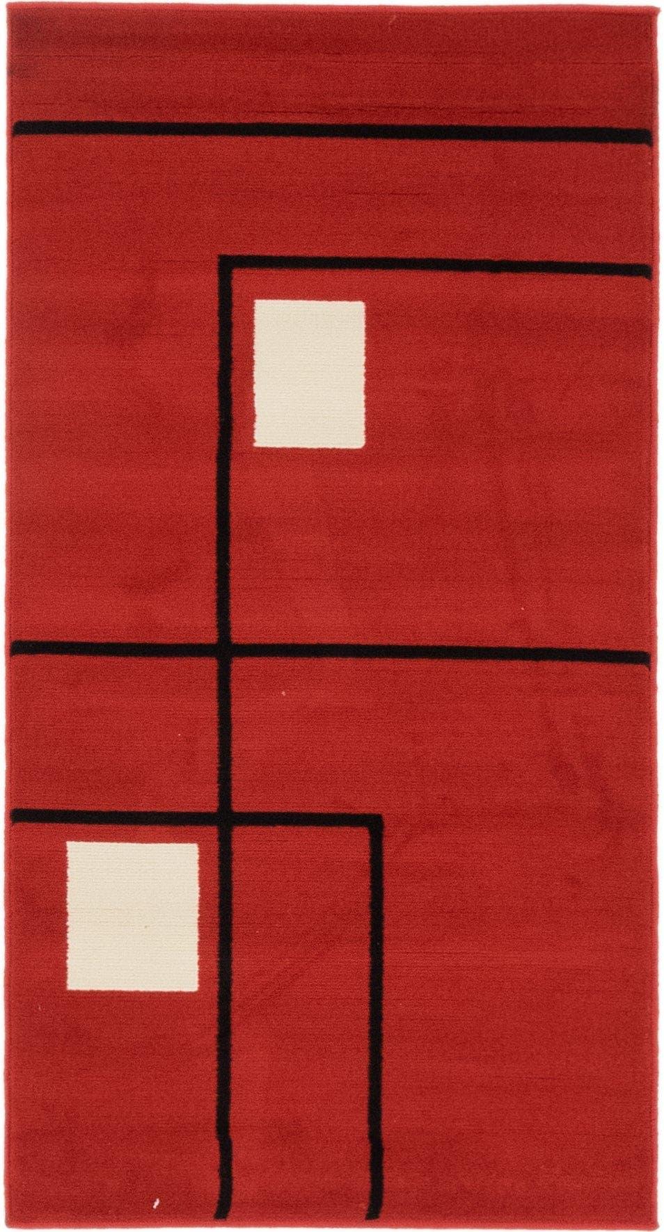 2' 7 x 4' 10 Reproduction Gabbeh Rug main image