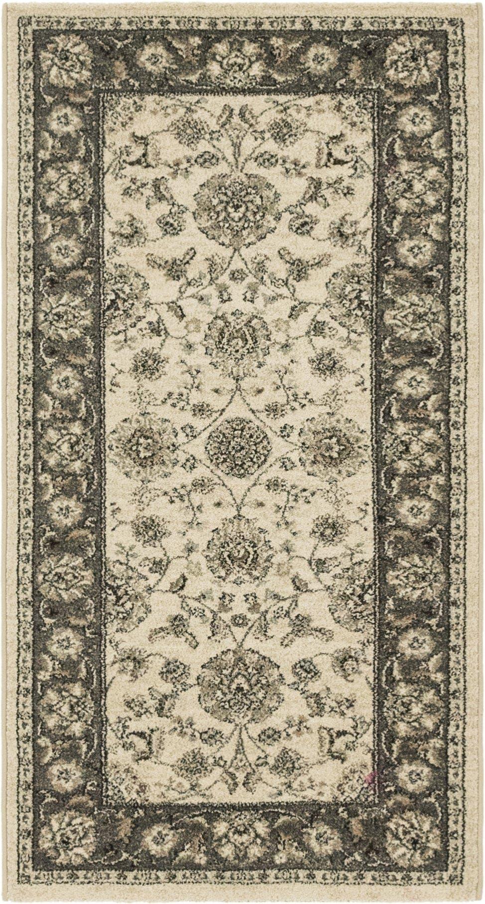 2' 7 x 5' Kashan Design Rug main image