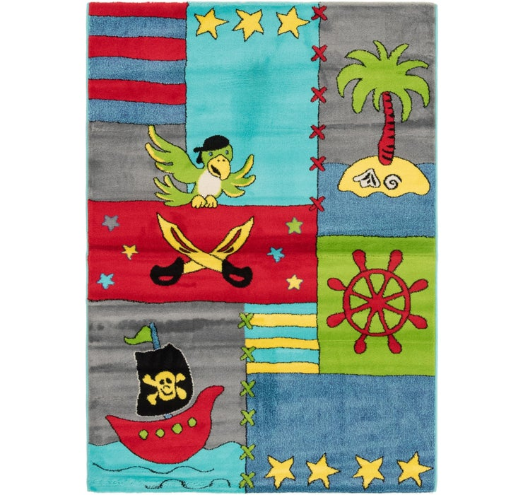 122cm x 173cm Play Time Rug
